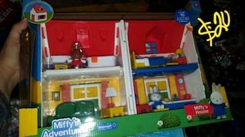 New toy house miffys adventure