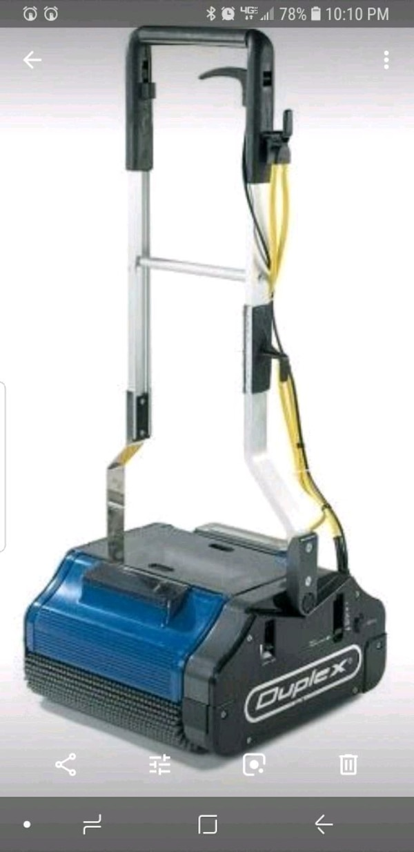 Duplex comercial flloor cleaner abd3814a-94be-4279-97ce-2bf621ce140b