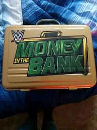 WWE GOLD MONEY IN THE BANK  50 mi