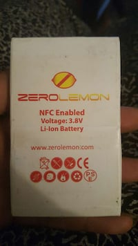 zerolemon battery pack  Minneapolis, 55421