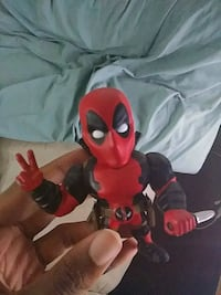 Deadpool Figurine Washington, 20001