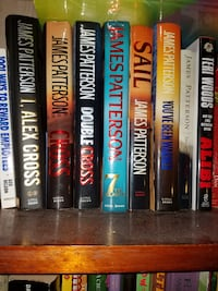 James Patterson books null