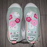 Girls Kids Slip On Shoes, Size 12