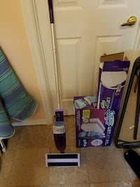 Swiffer Wet Jet Kit & Extra Supplies SPRINGFIELD