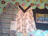 Women's XS Name Brand clothing Daleville, 47334