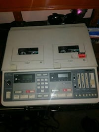 Sony BM-246 , Court conference recorder transcribe 901 mi