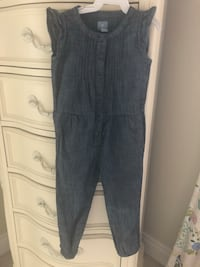 Gap Chambray Jumpsuit (3Y) Mississauga