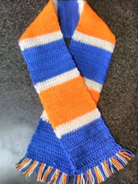 NFL COLORED WINTER SCARF - BRONCOS Albuquerque, 87102