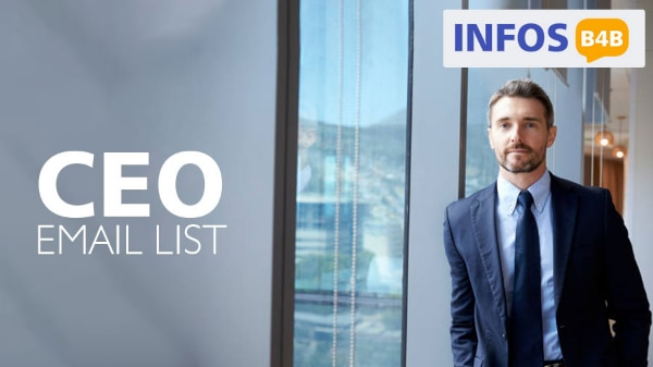 CEO Email List - CEO Mailing List