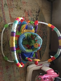 baby's multicolored jumperoo Marana, 85743