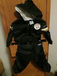 Pittsburgh Steelers toddler sweat suit  Max, 58759