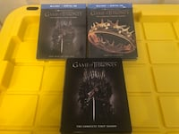 Game of Thrones season 1 & 2 Blu-ray brand new El Paso, 79938