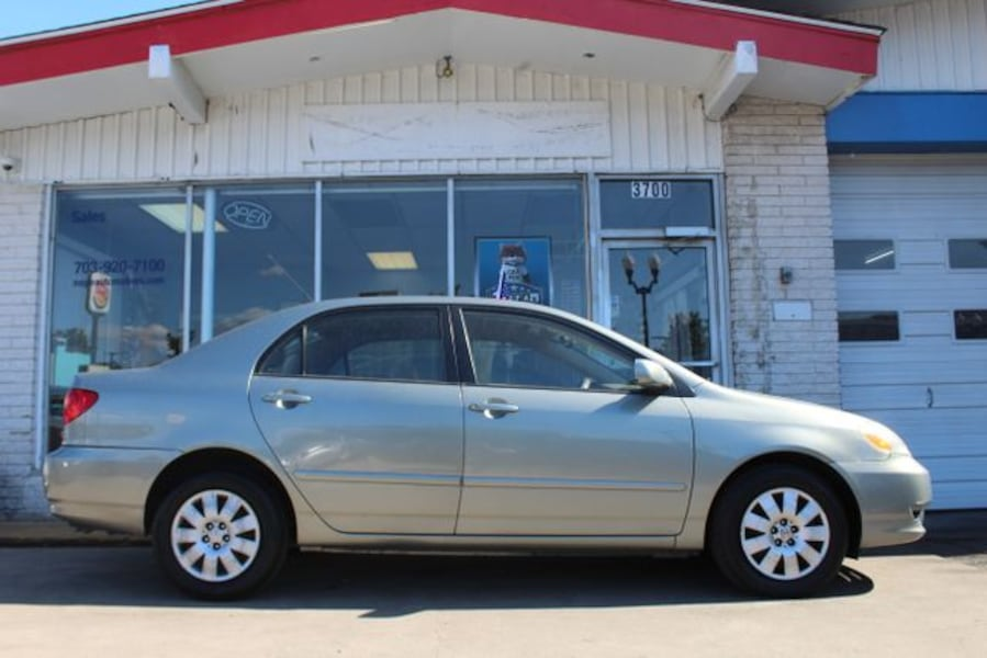 2004 Toyota Corolla for sale 1