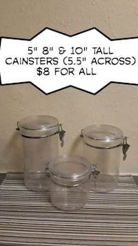 Canisters  Virginia Beach, 23452