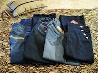 Jr Womens Jeans Sz 7 & 7/8 All for $12 Waynesville