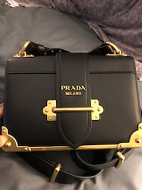 BRAND NEW PRADA Bag Pattina Silver Spring, 20910