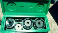 """Greenlee 7304 2 1\2"""" to 4"""" Conduit Size Knockout Garland, 75042"""