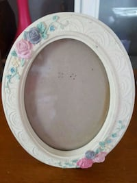 Ceramic oval frame Wasaga Beach