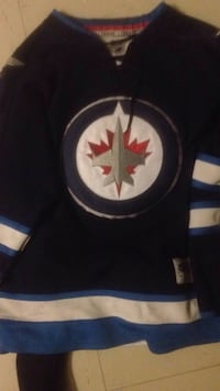 Winnipeg Jets Jersey Large Winnipeg, R3B 1E3