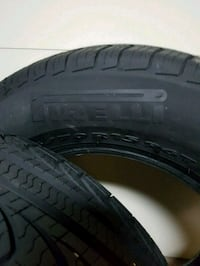 Pirelli tires 2 near new condition 15 inch Whitby