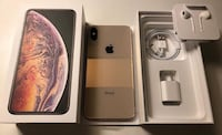 iPhone XS Max Gold 536 km