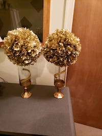 Gold balls and vases Severn, 21144