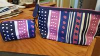 Matching cosmetic bags  (2 pc) Winchester, 22601