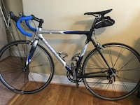 Men's road bike TREK 5000 56cm