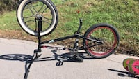 black and red BMX bike Plymouth, 18651