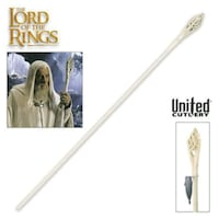 Lord of the rings. Gandalf staff.  Knoxville