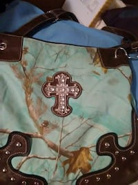 Cross purse OBO Seminole, 74868