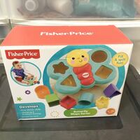 Fisher-Price Butterfly Shape Sorter New York, 11379