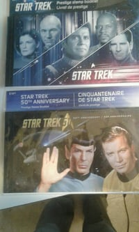 Collectable stamps Star Trek Calgary, T2S 0J8