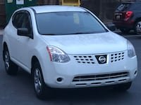 10 NISSAN ROGUE AWD -130k-NO MECHANICAL ISSUES-SUPER CLEAN-AWD Columbia