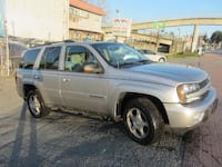 2004 CHEVROLET TRAILBLAZER 4X4 Surrey