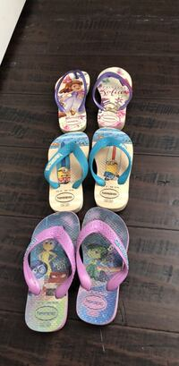 Girls Havaianas Flipflops Cathedral City, 92234