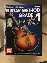 Guitar Method Grade 1 Manassas, 20112