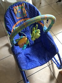 Fisher price baby rocker Mississauga, L5M 6J3