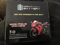 New Mighty Max YTX5L-BS 12V 4AH Battery for Yamaha TW 200 Trailway TW200BC Canton, 30115