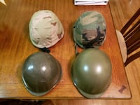 Military helmets Taneytown, 21787