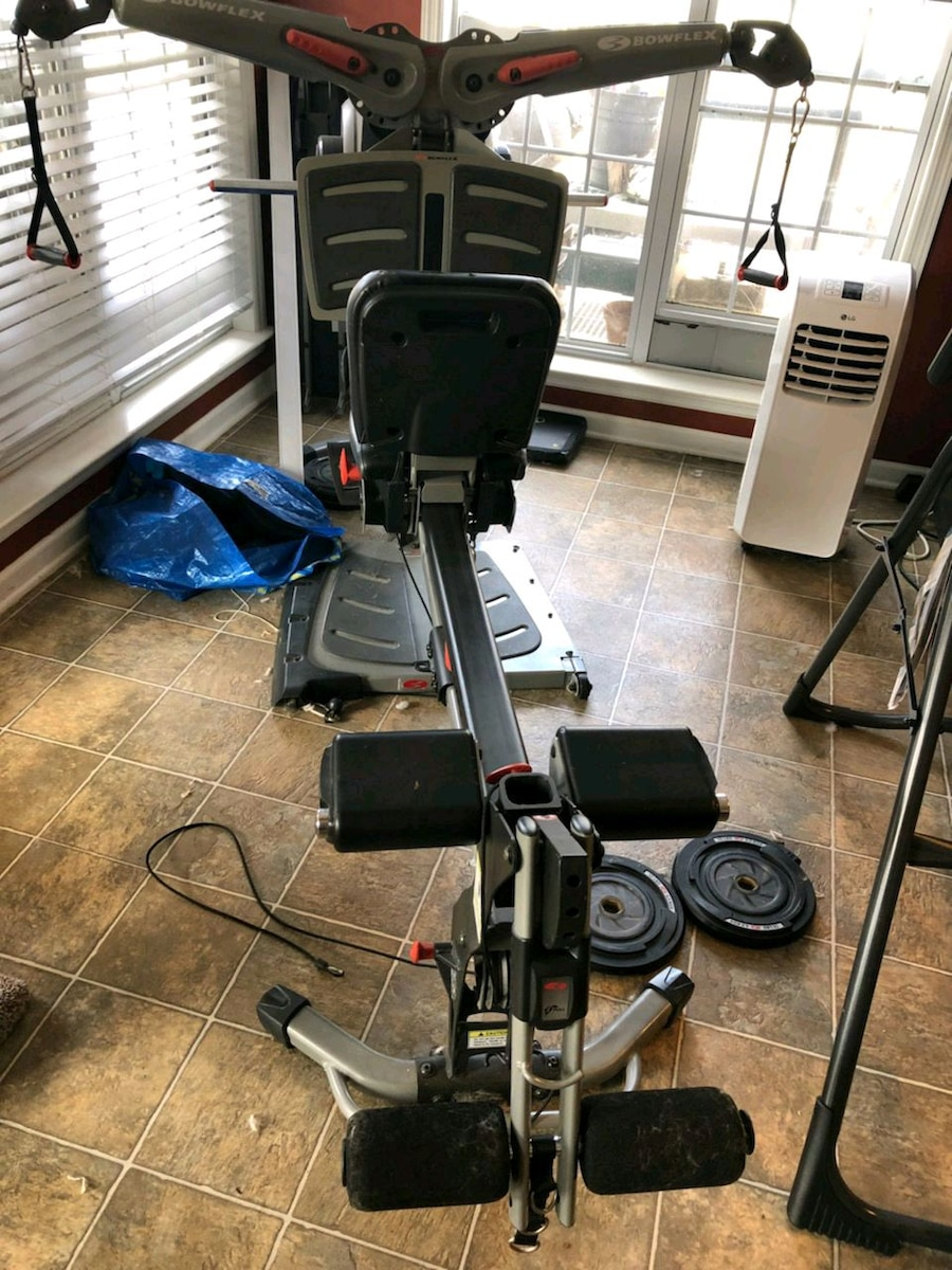 Used bowflex revolution home gym for sale in huntsville letgo