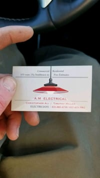 Electrical and wiring repair Smithtown, 11787