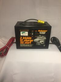 Schauer Tri-Power Battery Charger Springdale, 72762