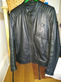New w/tags Belstaff leather