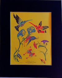 Beautiful Native art prints from the Artist