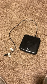 black portable DVD player and USB cable Boise, 83705