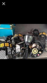 Air mask supplies  Zeeland