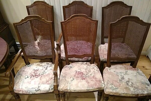 Used 6 Ethan Allen Chairs For Sale In Wantagh Letgo