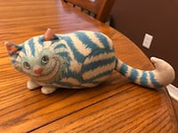 Vintage 1988 The Toy Works Armand Eisen & Michelle Wiggins Cheshire Cat Softie Mobile, 36695