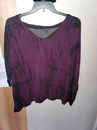 Rock & Republic Blouse 2x Anoka, 55303
